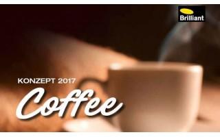 """Новинки 2017 года продолжаются! Концепт 2017 - """"Coffee"""""""